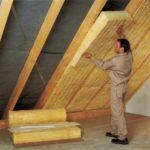 Чому варто вибрати мінеральну вату для утеплення даху