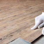 Як укладати вінілову підлогу — інструкція. Вінілове покриття для підлоги